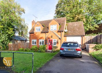 Thumbnail 3 bed detached house to rent in Abbotts Way, Stanstead Abbotts, Ware