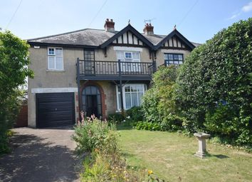 Thumbnail 4 bed semi-detached house for sale in Barfield, Ryde