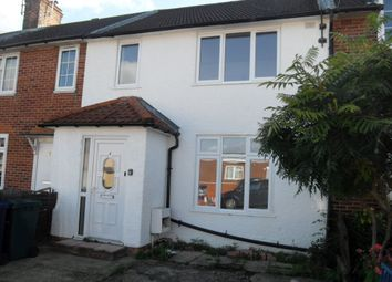 4 Gold Hill, Edgware, Middlesex HA8. 3 bed terraced house