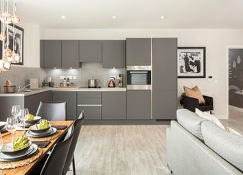 "Thumbnail 3 bed duplex for sale in ""Castle Street"" at 1 Academy House, Thunderer Street, London"