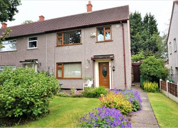 Thumbnail 3 bed end terrace house for sale in Thornsgreen Road, Manchester