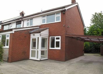 Thumbnail 3 bed semi-detached house to rent in Siddall Street, Heywood