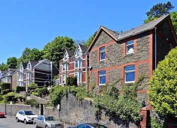 Thumbnail 3 bed detached house for sale in Tyfica Road, Pontypridd