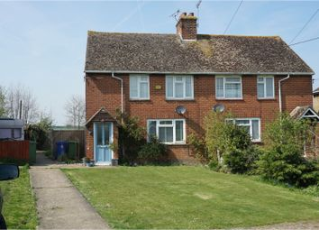 Thumbnail 3 bed semi-detached house for sale in Primrose Grove, Sittingbourne