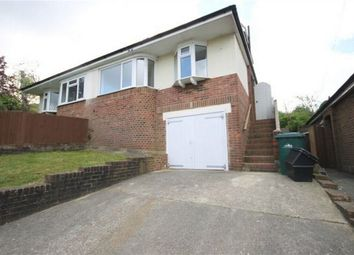Thumbnail 4 bed semi-detached house to rent in 10 Westfield Crescent, Brighton, East Sussex