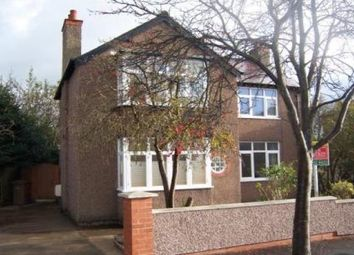 Thumbnail 3 bed detached house to rent in Daryl Road, Heswall, Wirral