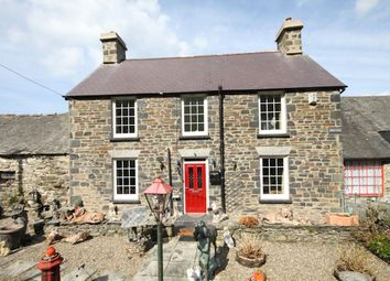 Thumbnail 4 bed farmhouse for sale in Friog, Fairbourne