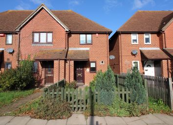 Thumbnail 2 bed terraced house to rent in Hancocks Field, Sholden, Deal