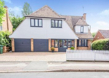 4 bed detached house for sale in Barns Close, Kirby Muxloe, Leicester, Leicestershire LE9