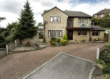 Thumbnail 4 bed detached house for sale in The Pines, Earlsheaton, Dewsbury, West Yorkshire