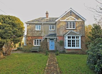 Thumbnail 4 bed detached house for sale in Furze Hill, Fordingbridge