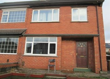 Thumbnail 3 bed semi-detached house for sale in Riverside Road, Trent Vale, Stoke-On-Trent