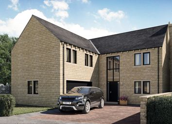 Thumbnail 5 bed detached house for sale in Huddersfield Road, Meltham, Holmfirth