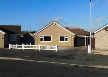 Thumbnail 3 bed detached bungalow for sale in Beaumont Close, Burgh Le Marsh, Skegness