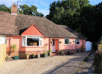 Thumbnail 2 bed bungalow for sale in Weir Road, Hartley Wintney