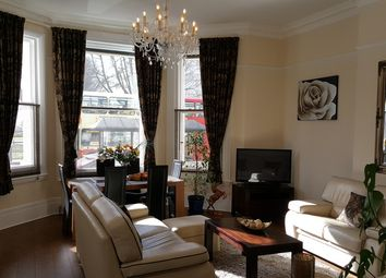 Thumbnail 3 bed flat to rent in Church Road, Brighton