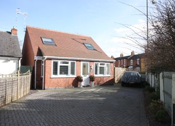 Thumbnail 4 bed detached bungalow for sale in Westholme Road, Bidford On Avon