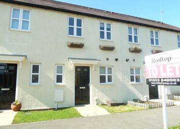 Thumbnail 2 bed terraced house to rent in Ocean Drive, Market Warsop, Mansfield