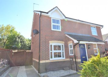 Thumbnail 2 bed semi-detached house to rent in Briers Way, Whitwick, Coalville