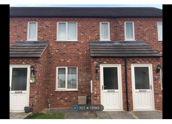 Thumbnail 2 bed terraced house to rent in Rathkenny Close, Holbeach, Spalding