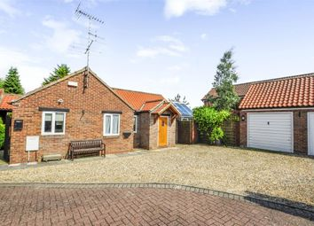 Thumbnail 3 bed detached bungalow for sale in East Street, Kilham, Driffield, East Riding Of Yorkshire