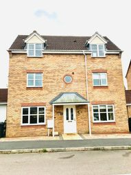 Thumbnail 4 bed detached house to rent in Saxthorpe Road, Leicester