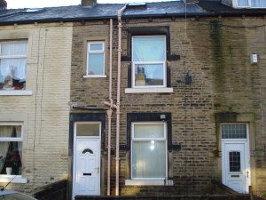 Thumbnail 3 bed terraced house to rent in 41 Falmouth Avenue, Bradford, Falmouth Avenue, Bradford