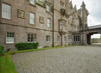 Thumbnail 3 bed flat to rent in Kinnaird Castle, Brechin, Angus