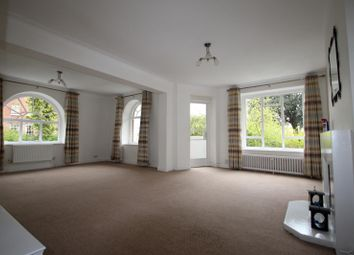 Thumbnail 2 bed flat to rent in Wick Hall, Furze Hill, Hove