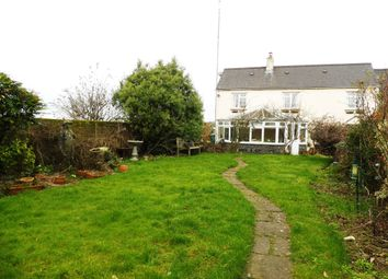 Thumbnail 4 bedroom end terrace house for sale in Seaview Cottage, Twyn-Yr-Odyn, Cardiff