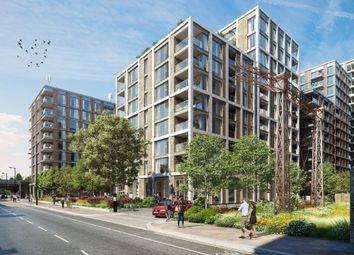 Thumbnail 3 bedroom flat for sale in Huntington House, Prince Of Wales Drive, Battersea, London