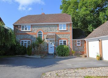 Thumbnail 4 bed detached house for sale in Dauntless Road, Burghfield Common, Reading