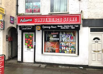 Thumbnail Retail premises for sale in Ashton-Under-Lyne SK16, UK