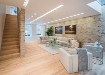 Thumbnail 3 bed terraced house to rent in Bingham Place, London