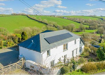 The White Barn, Maxworthy, Launceston PL15. 3 bed detached house for sale