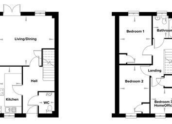 Thumbnail 3 bedroom semi-detached house for sale in Pilgrims Place, Canterbury, Kent