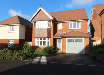Thumbnail 4 bed detached house to rent in Chalcot Road, Swindon