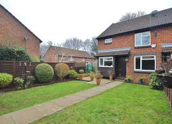 Thumbnail 1 bed end terrace house for sale in Knaphill, Woking, Surrey