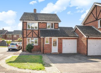 Thumbnail 4 bed detached house for sale in Ravenfield, Englefield Green, Egham