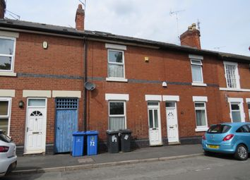 3 bed terraced house to rent in Werburgh Street, Derby DE22
