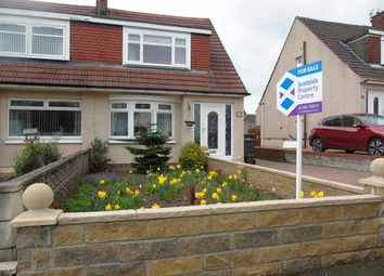 Thumbnail 3 bed semi-detached house for sale in Gareloch Ave, Golfhill, Airdrie