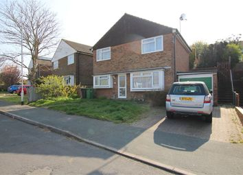 Thumbnail 3 bedroom detached house for sale in Reedswood Road, St Leonards-On-Sea, East Sussex