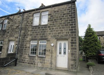 Thumbnail 2 bed end terrace house to rent in Stoney Lane, Horsforth, Leeds