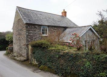 Thumbnail 4 bed cottage for sale in Penrose, Wadebridge