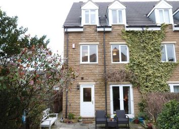 Thumbnail 4 bed town house for sale in Goodfellow Close, Bingley