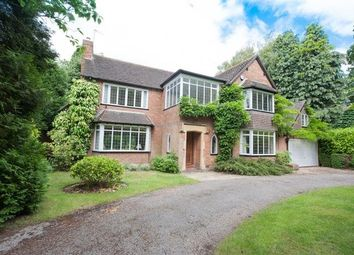Thumbnail 6 bed detached house for sale in Talbot Avenue, Little Aston, Sutton Coldfield