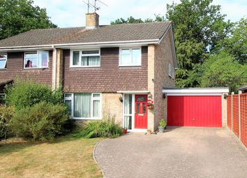 3 bed semi-detached house for sale in Ambleside Close, Mytchett GU16