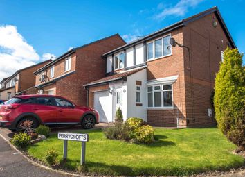 Thumbnail 3 bed detached house for sale in Perrycrofts, Sunderland