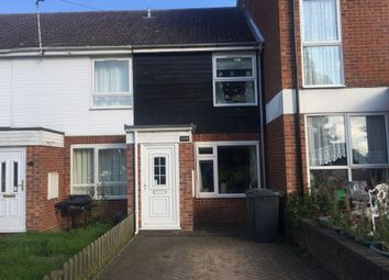 Thumbnail 2 bed terraced house to rent in Marlborough Green Crescent, Martham, Great Yarmouth