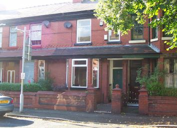 Thumbnail 3 bedroom terraced house to rent in Poplar Avenue, Levenshulme, Manchester